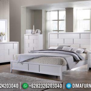 Diskon!!! Kamar Tidur Modern Minimalis Square Part TTJ-0082