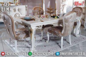 Mebel Jepara Meja Makan Mewah Duco TTJ-0055