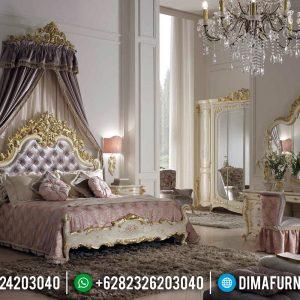 Model Tempat Tidur Mewah Imperial Luxury TTJ-0069