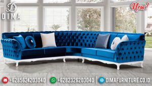 Set Sofa Tamu Minimalis New Sudut L Jepara TTJ-0018