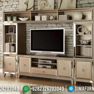 Beli Bufet TV Jepara Modern Glass Line Style TTJ-0131