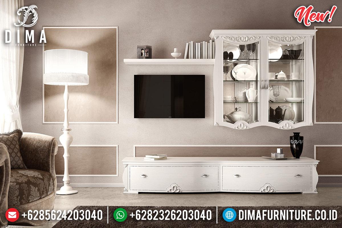 Beli Bufet TV Modern Lemari Hias Model Gantung TTJ-0121