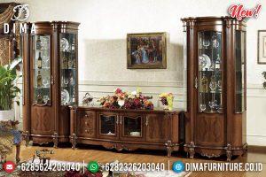 Harga Bufet TV Mewah Oak Veneer TTJ-0111