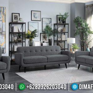 Sofa Tamu Modern Minimalis Jengki Retro Jepara TTJ-0144
