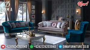 Terbaru Set Sofa Tamu Modern Thalia 2020 TTJ-0142