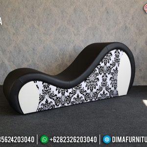 Terlaris Sofa Tantra Terbaru Motif Bunga Kulit Oscar TTJ-0154