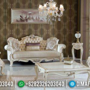 Best Seller Sofa Tamu Mewah 2020 Ukiran Jepara Asli TTJ-0197