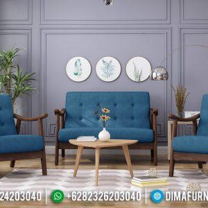 Furniture Jepara Terbaru Sofa Tamu Minimalis Classic Jengki Retro TTJ-0375