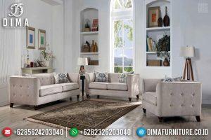 Furniture Jepara Terkini Sofa Tamu Minimalis Paling Kece TTJ-0380