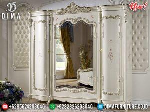 Harga Lemari Pakaian Mewah Desain Imperial Rome TTJ-0220