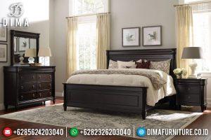 Harga Tempat Tidur Jati Desain 2020, Dipan Ranjang Jati Jepara TTJ-0262