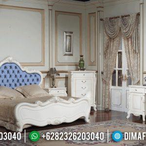 Harga Tempat Tidur Mewah Terbaru 2020 Furniture Jepara TTJ-0332