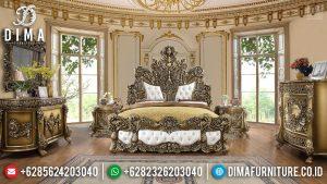 Jual Tempat Tidur Mewah Jepara Ukiran Luxury Barocco Classic TTJ-0359