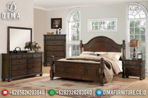 New 2020 Tempat Tidur Jati Simply Murah Meriah TTJ-0343