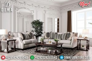 New Sale 2020 Sofa Tamu Jepara Modern Minimalis Berkualitas TTJ-0189