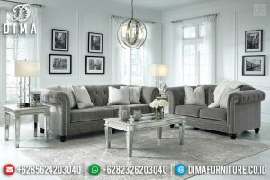 New Sofa Tamu Chesterfield Modern Glass Combined TTJ-0370