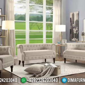 Sofa Tamu Jepara Minimalis Modern Softly Color TTJ-0198
