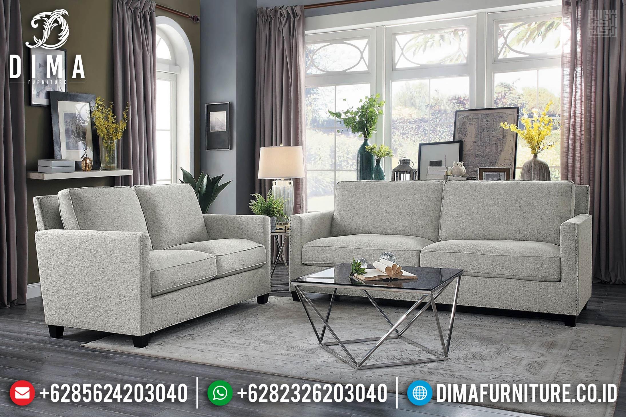 Sofa Tamu Minimalis Modern Jepara Harga Terjangkau TTJ-0369