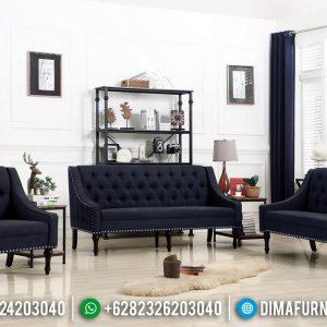 Sofa Tamu Minimalis Retro Jepara Terbaru 2020 TTJ-0201