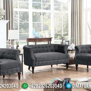 Sofa Tamu Vintage Retro Jepara Murah Meriah TTJ-0205