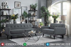 Desain Sofa Tamu Modern Konsep Minimalis Elegant New 2020 TTJ-0484