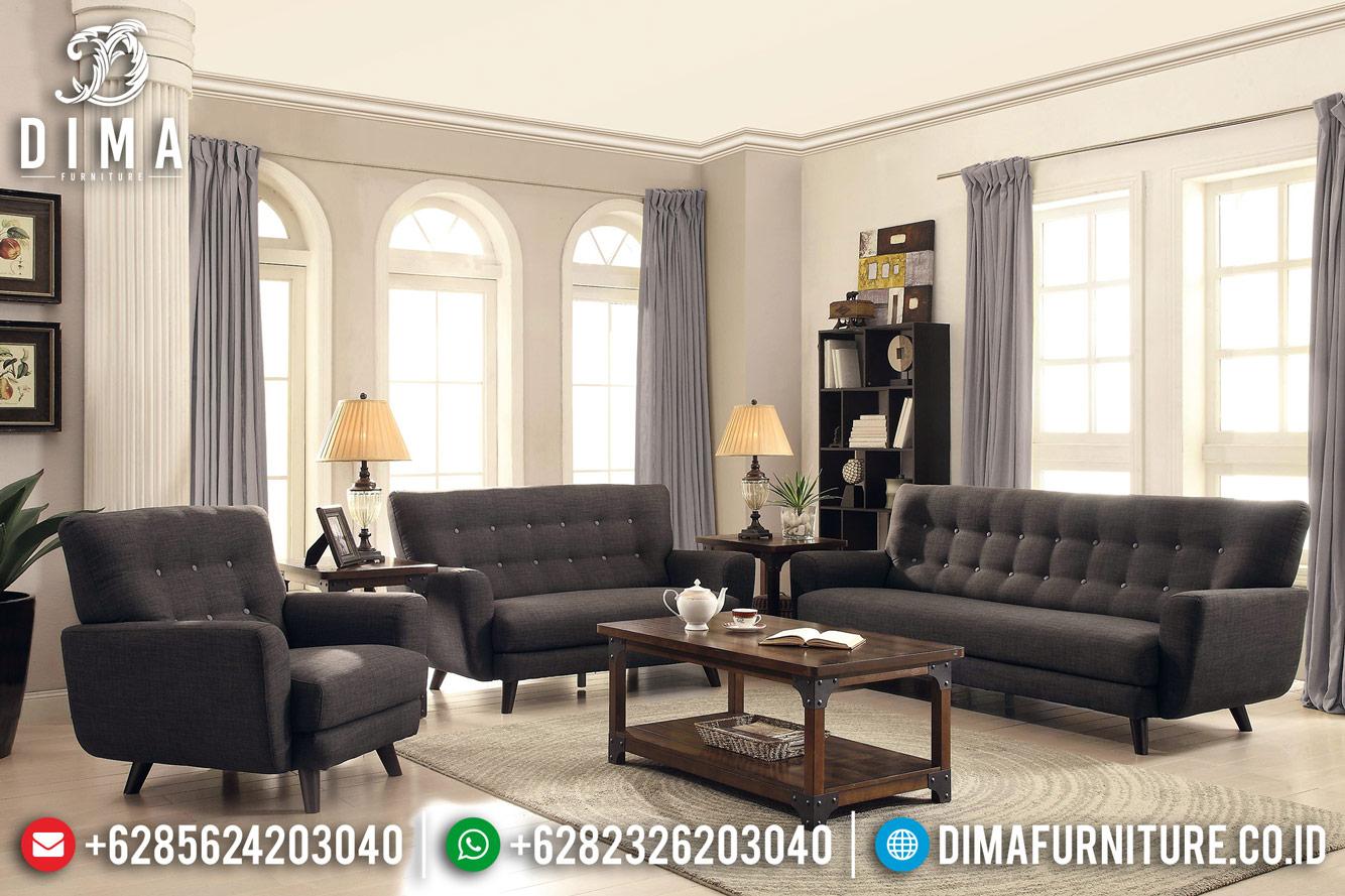 Harga Sofa Tamu Jepara Modern Konsep Interior Minimalis TTJ-0451