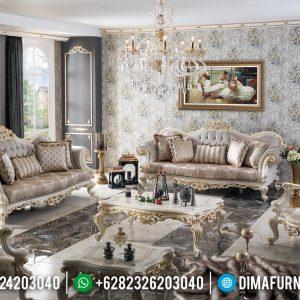 Jual Sofa Tamu Mewah Evalia Ukiran Classic Furniture Jepara TTJ-0445