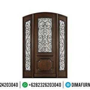 Kusen Pintu Kayu Jati Mewah New Model Natural Minimalis Classic TTJ-0501