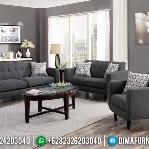 New Kursi Sofa Tamu Jepara Modern Minimalis Cantik TTJ-0455
