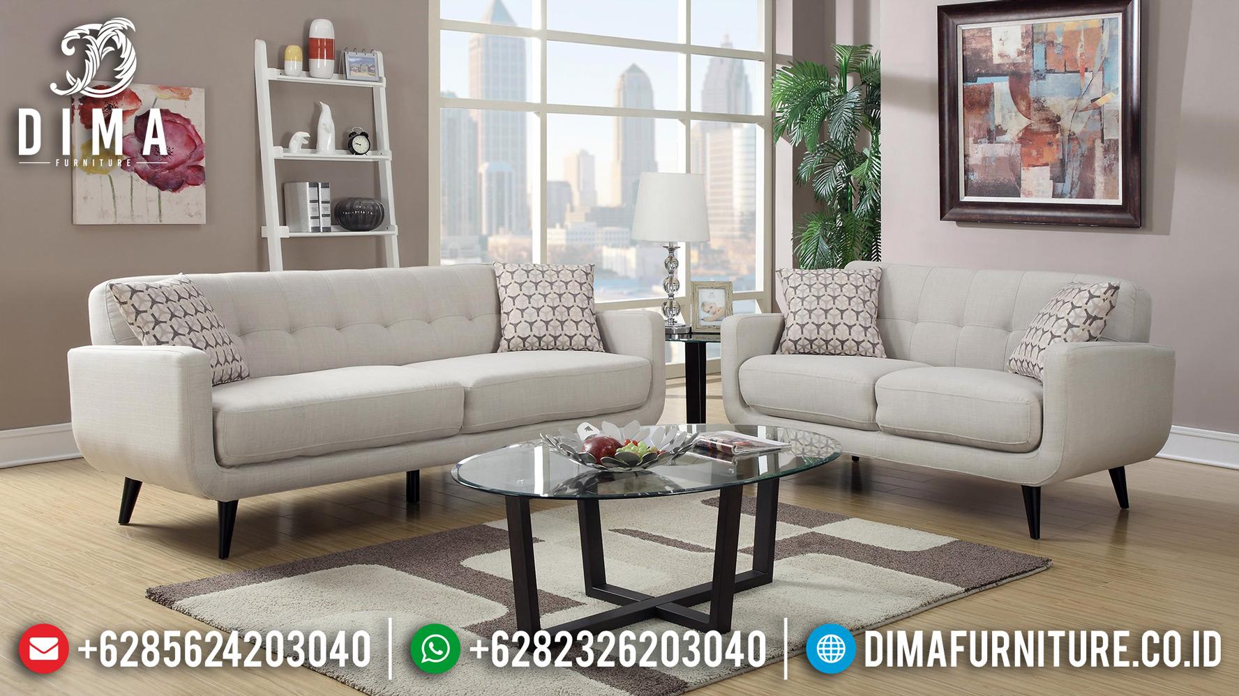 New Models Sofa Tamu Minimalis Jepara Design Interior Modern TTJ-0486