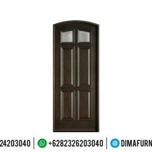 Pintu Jati Mewah Natural Classic Produsen Pintu Dan Kusen Jepara TTJ-0494