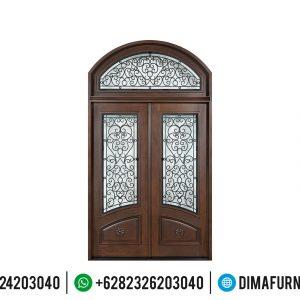 Pintu Rumah Jati Jepara Luxury Natural Classic Furniture Mewah TTJ-0516