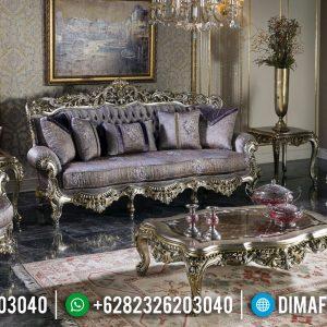 Sofa Tamu Mewah Silver Diamond Furniture Jepara Luxury TTJ-0441