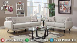Sofa Tamu Minimalis Elegant Desain Furniture Jepara Terbaru TTJ-0489