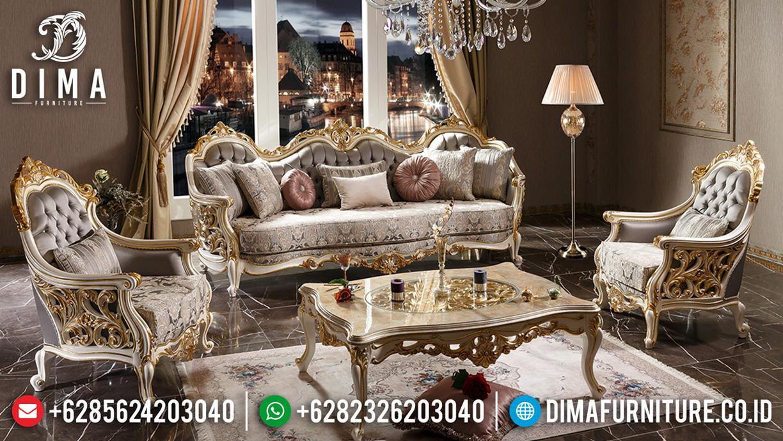 Sofa Tamu Mewah Vanesa Ukiran Classic Jepara Luxury Design TTJ-0565
