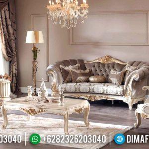 Harga Sofa Tamu Ukiran Jepara Luxury Carving Empire Style Terbaru TTJ-0628