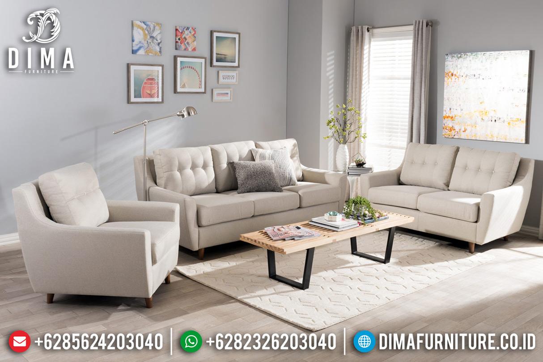 Sofa Tamu Modern Jepara Desain Interior Minimalis Best Seller TTJ-0639