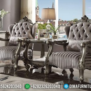 Harga Kursi Sofa Mewah, Kursi Teras Luxury,Sofa Coffee Table Santai New Design TTJ-0734