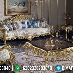 Jual Sofa Tamu Mewah Ukiran Luxury Classic Design Interior Inspiration TTJ-0708