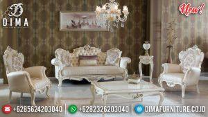 Set Sofa Tamu Mewah Classic Superior Luxury Ukiran Jepara Artistik TTJ-0661