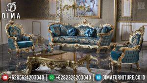 Set Sofa Tamu Mewah Klasik Luxury Ukiran Artistik Antique Furniture Jepara TTJ-0705