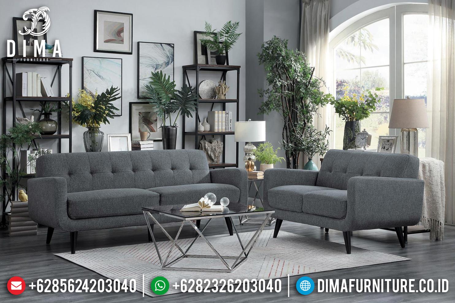 Set Sofa Tamu Minimalis Skandinavian Desain Klasik Furniture Jepara TTJ-0730