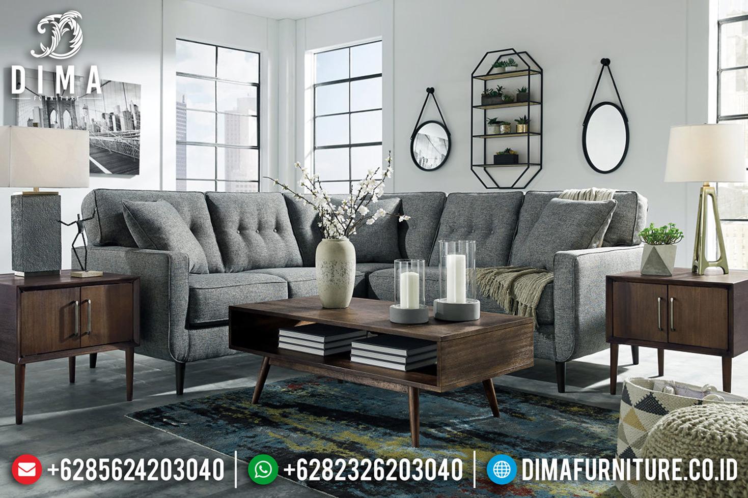 Sofa Tamu Minimalis Jepara Retro New Desain Furniture Classic Jepara TTJ-0729