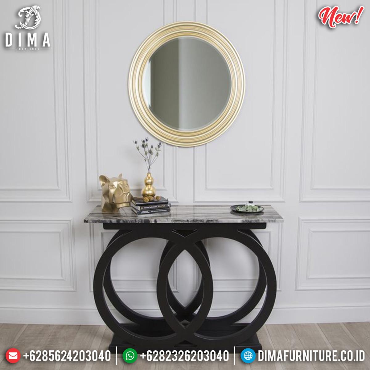 Harga Meja Konsol Minimalis Modern Jepara New Luxury Style TTJ-0862
