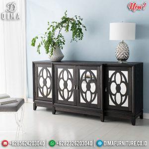 Harga Meja Konsul Modern Luxury Classic Solid Wood Guaranteed TTJ-0820