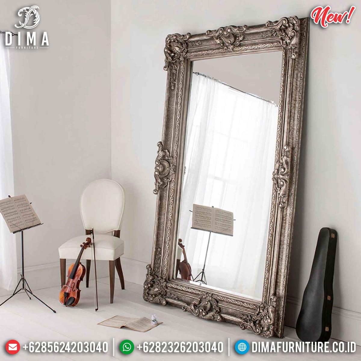 Jual Cermin Hias Ukiran Luxury Classic Guranteed Product Jepara TTJ-0861