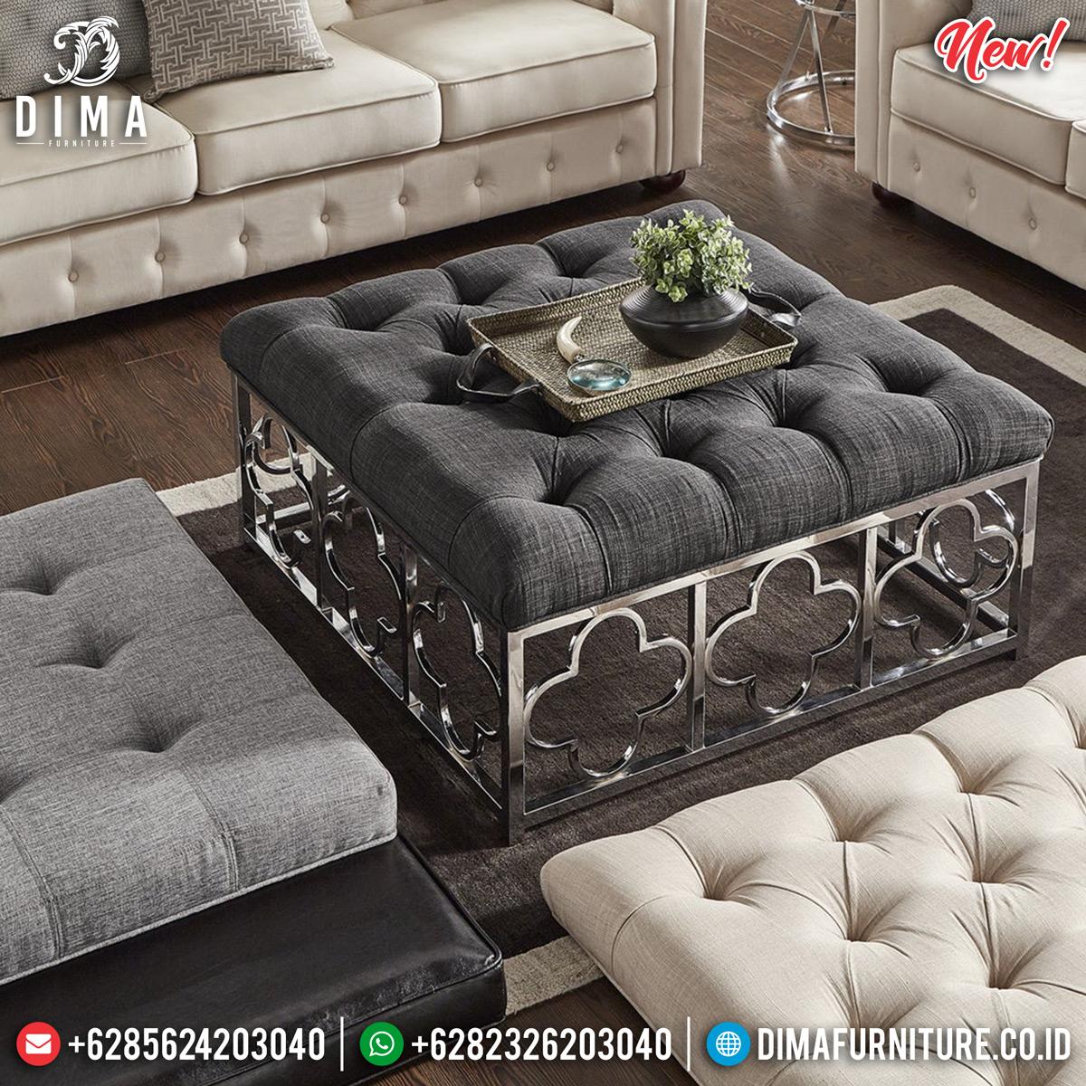 Jual Meja Tamu Minimalis Jepara Luxury Design Interior Inspiring TTJ-0832 Model 1