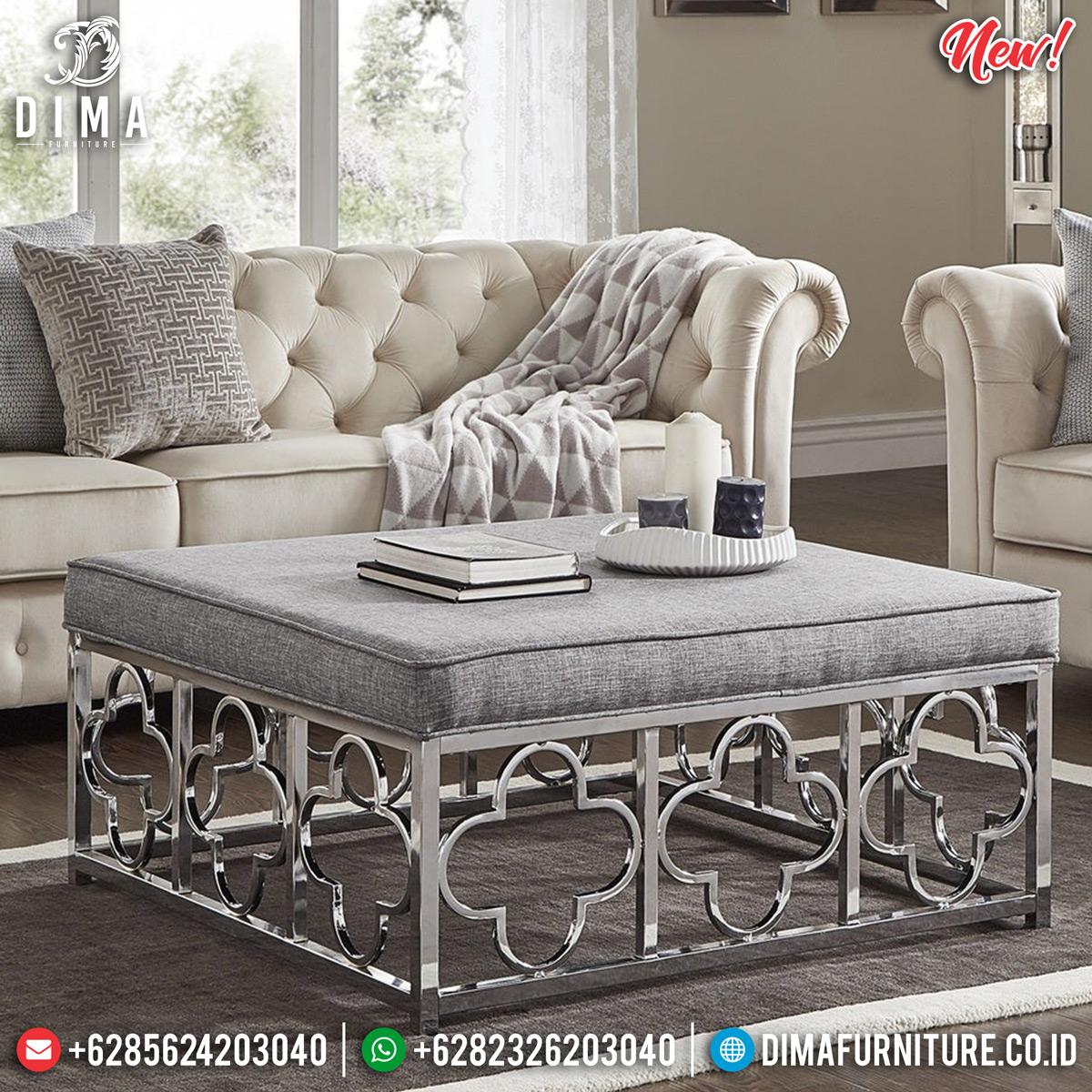Jual Meja Tamu Minimalis Jepara Luxury Design Interior Inspiring TTJ-0832