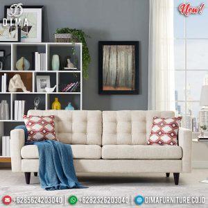 Jual Sofa Minimalis 3 Dudukan Great Quality Low Price Mebel Jepara TTJ-0850