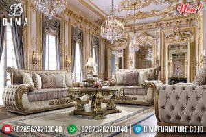 Jual Sofa Tamu Mewah Jepara Luxury Classic Emperial Rome Great Solid Wood TTJ-0805